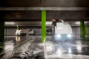 Balayeuses et auto-laveuses Lyon